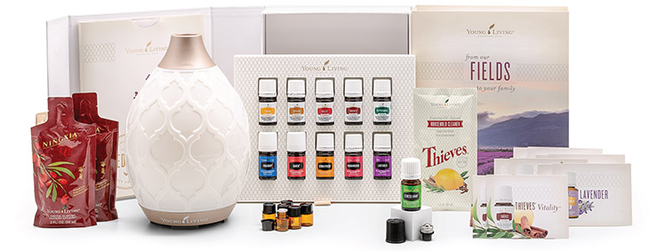 Young Living Retail Customer